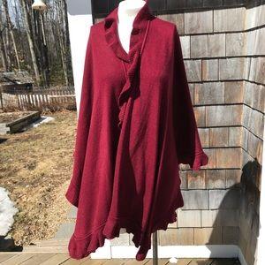 NWT Janice Apparel sweater/wrap